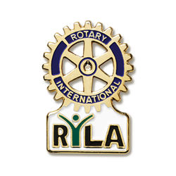 Rotary Youth Leadership Awards (RYLA) -märket